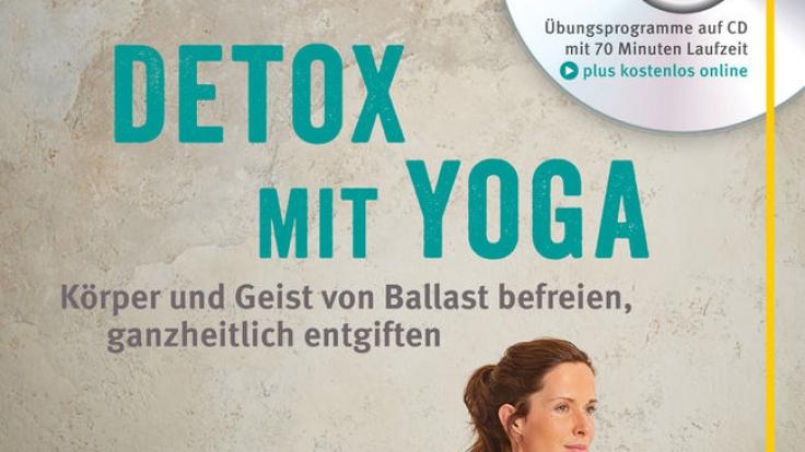 Yoga und Detox-Ernährung eignen sich perfekt, um den Körper zu entgiften.