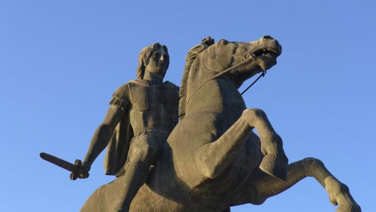 Terra X: Alexander der Große - Bis ans Ende der Welt bei ZDFneo (Foto)