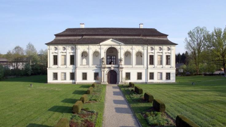 Herrensitze - Präsidentenvilla und Jagdhäuser bei 3sat (Foto)