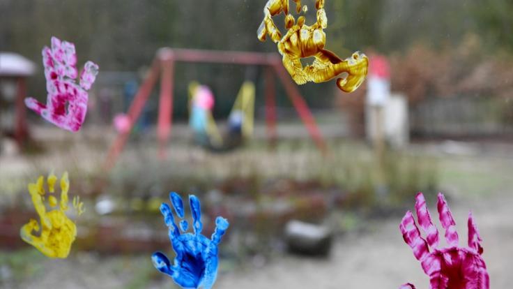 In einem Kindergarten wurden 23 Kinder vergiftet. (Symbolbild)