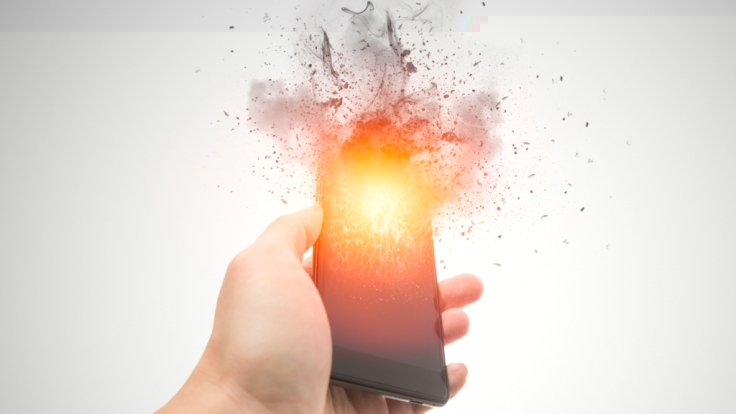 Ein 14-jähriges Mädchen starb bei der Explosion seines Smartphones. (Symbolbild)