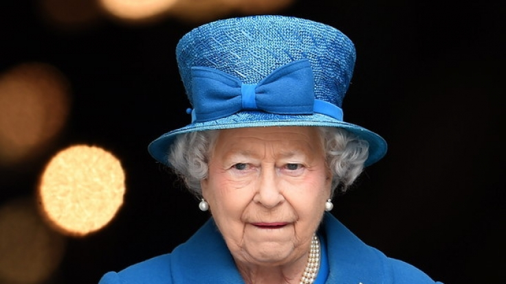 Queen Elizabeth II. soll Donald Trump eine geheime Botschaft geschickt haben. (Foto)
