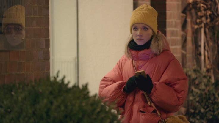 Brenda (Schauspielerin Annabella Zetsch) kehrt in den Kolle-Kiez zurück - und sorgt für neue Turbulenzen. (Foto)