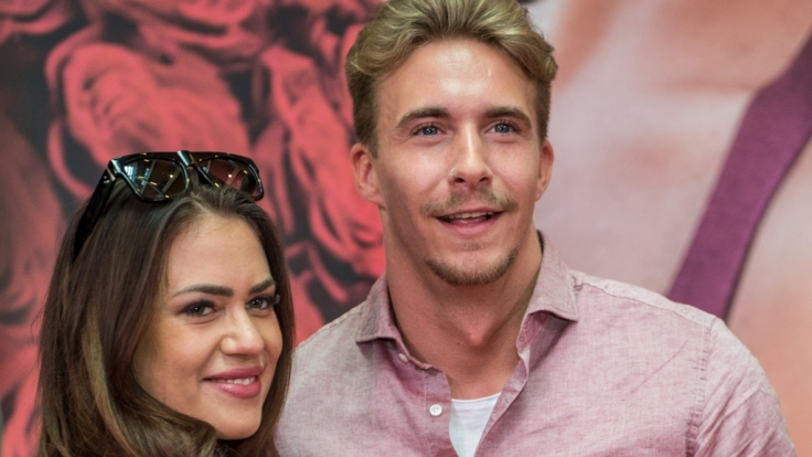 Sind die Bachelorette von 2017 Jessica Paszka und ihr Liebster David Friedrich noch zusammen? (Foto)