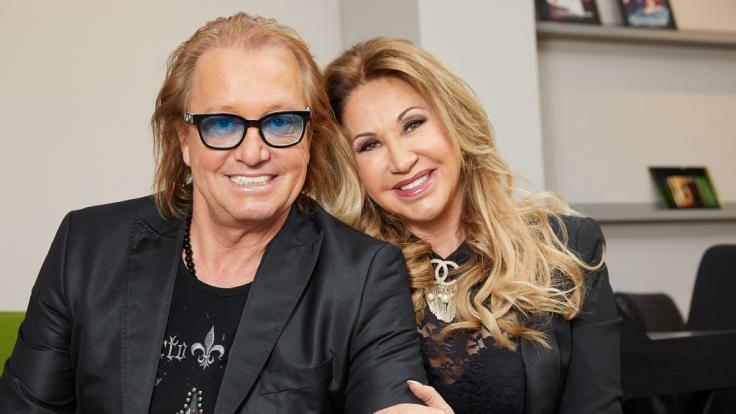 Robert und Carmen Geiss haben sich einen Besuch beim Frisör gegönnt. (Foto)