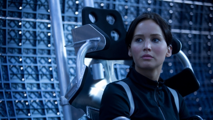 Katniss (Jennifer Lawrence) kehrt in die Arena zurück.