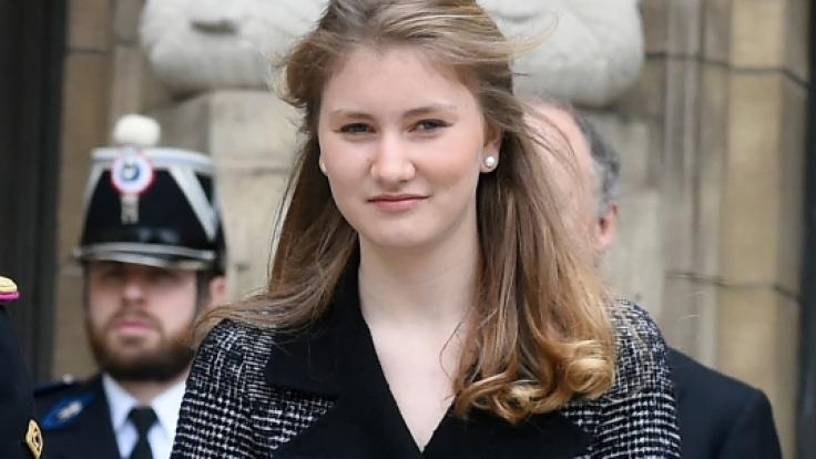 Prinzessin Elisabeth von Belgien wird das Königshaus entstauben (Foto)