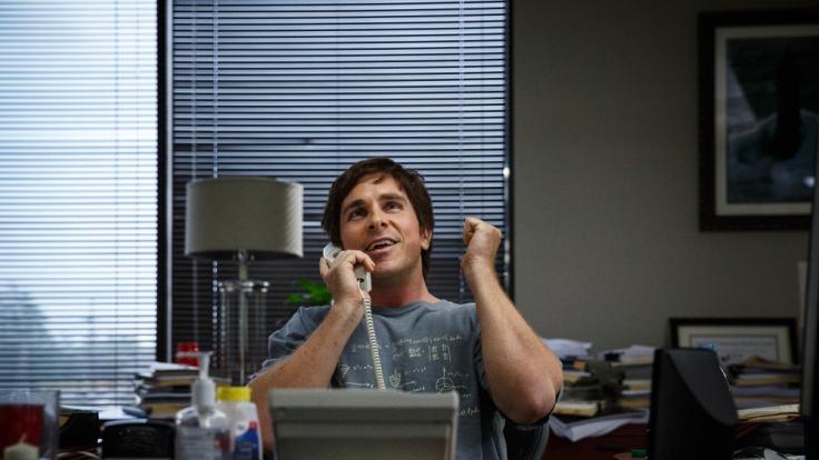 """""""The Big Short"""" bietet eine absolute Star-Besetzung. Im Bild zu sehen: Christian Bale (41). (Foto)"""