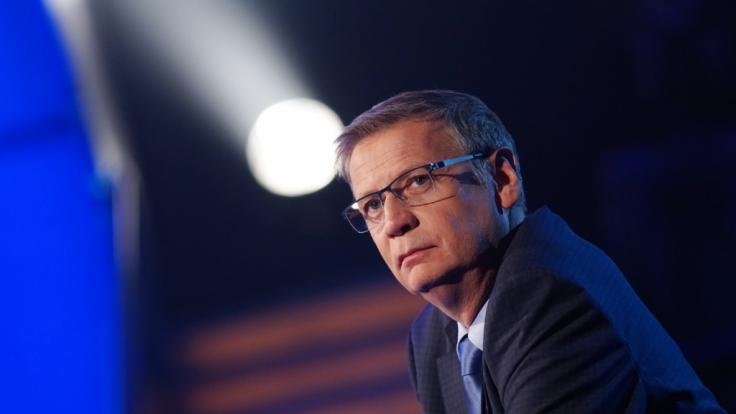 Top-Quoten für Dauerbrenner Günther Jauch mit