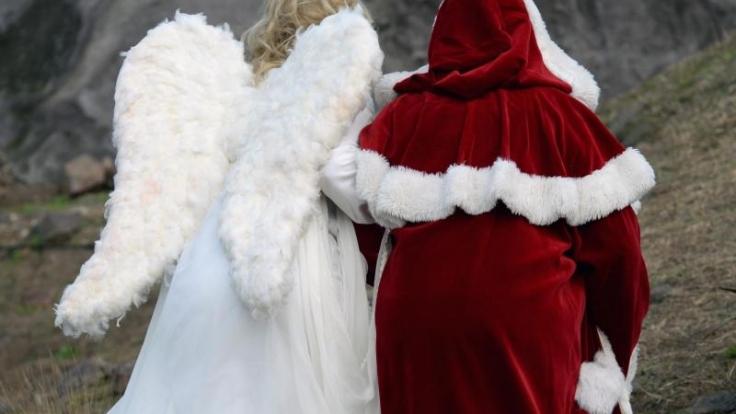 Weihnachten steht in den Startlöchern. Doch nicht immer kann die Deko überzeugen... (Symbolbild) (Foto)
