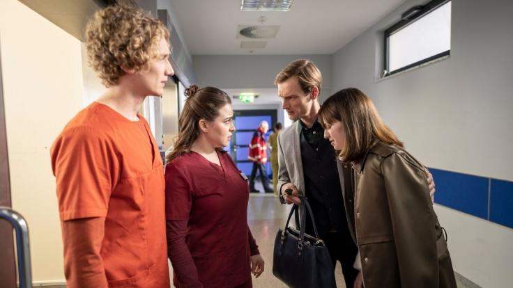 In aller Freundschaft - Die Krankenschwestern bei Das Erste (Foto)