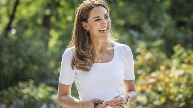 Kate Middleton wird eines Tages mit ihrem Ehemann Prinz William das Oberhaupt des britischen Königshauses sein. (Foto)