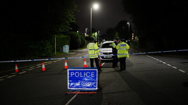 Im englischen Plymouth sind bei einer Schießerei mehrere Menschen getötet worden - unter den Opfern ist Medienberichten zufolge ein fünfjähriges Mädchen. (Foto)