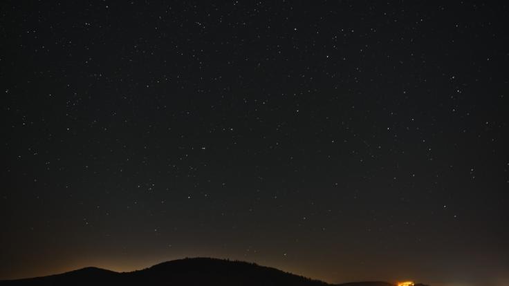 Der Sternenhimmel im Mai hat einige Highlights parat. (Foto)