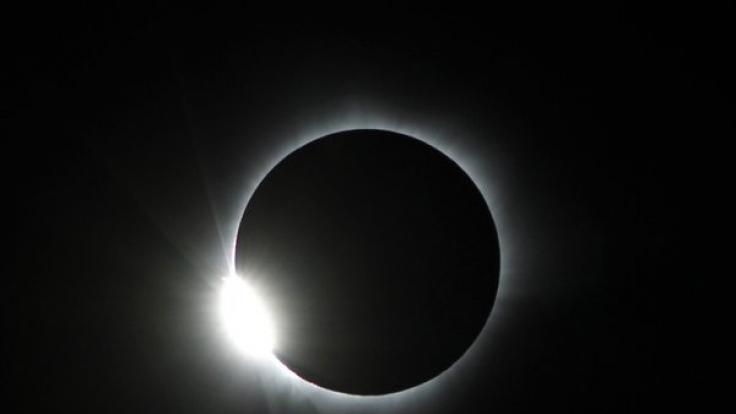 Highlight im neuen Jahr: Die totale Sonnenfinsternis am 21.08.2017. (Foto)