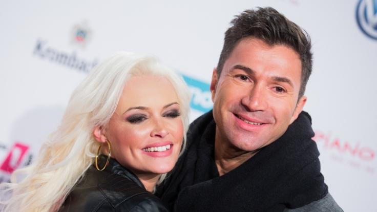 Daniela Katzenberger und Ehemann Lucas Cordalis führen zur Zeit eine Fernbeziehung. (Foto)