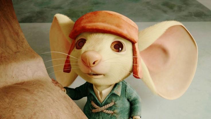 Despereaux - Der kleine Mäuseheld bei ZDFneo (Foto)