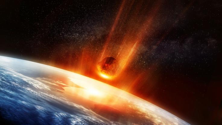 Bringt der Asteroid 2009 JF1 den Weltuntergang? (Foto)