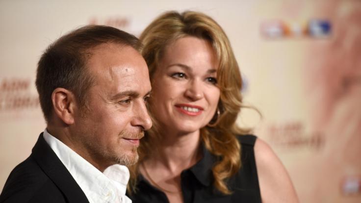 Atalay mit seiner Lebensgefährtin Katja Ohneck. (Foto)