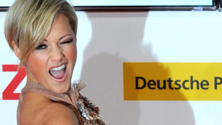 2012 entdeckt Helenchen offenbar ihre freche Seite. Sie wirkt selbstbewusster als zuvor.