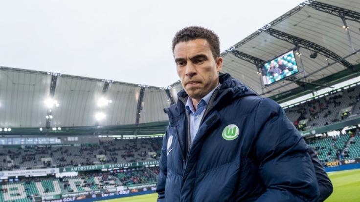 Wolfsburgs Trainer Valerien Ismael. (Foto)
