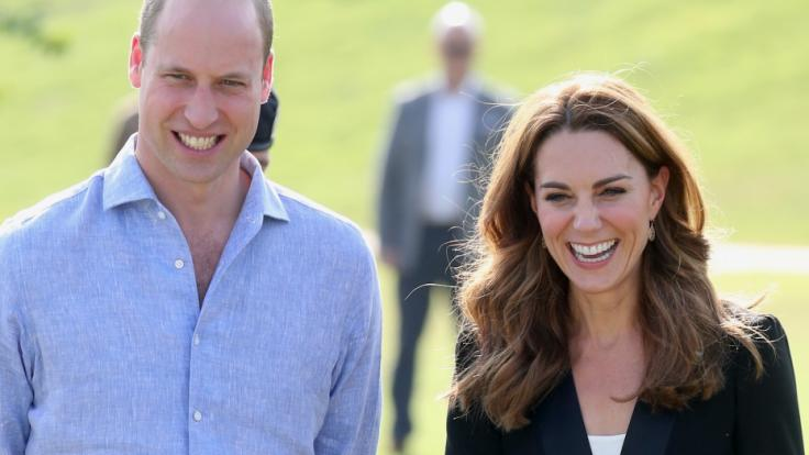Kate Middleton meldete sich nach Besuch des SOS-Dorfes persönlich auf Instagram. (Foto)