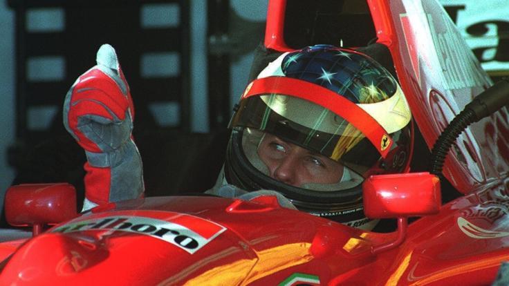 Der 22. Oktober ist ein ganz besonderer Tag für Michael Schumacher.