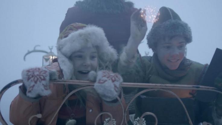 Schneewelt - Eine Weihnachtsgeschichte bei KiKA (Foto)