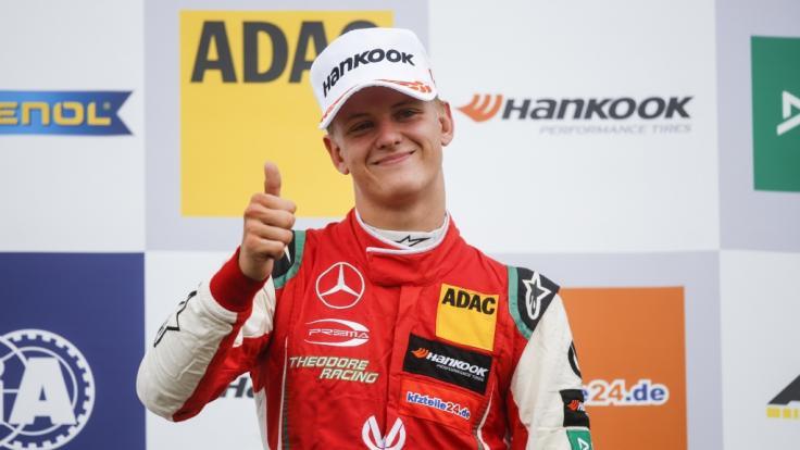 Dreht Mick Schumacher bald in der Formel 1 seine Runden?