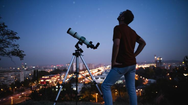 Der September hält für Hobbyastronomen einige Highlights bereit. (Foto)