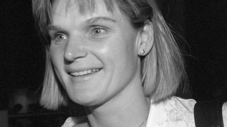 Andrea Pollack ist tot. Die Aufnahme stammt aus dem Jahr 1998.