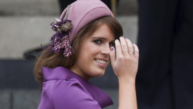 Prinzessin Eugenie von York feiert am 23. März 2021 ihren 31. Geburtstag. (Foto)
