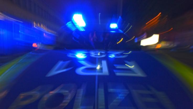 Eine tote Frau und zwei tote Polizeibeamte sind die Bilanz einer Amoktat in Brandenburg. (Foto)