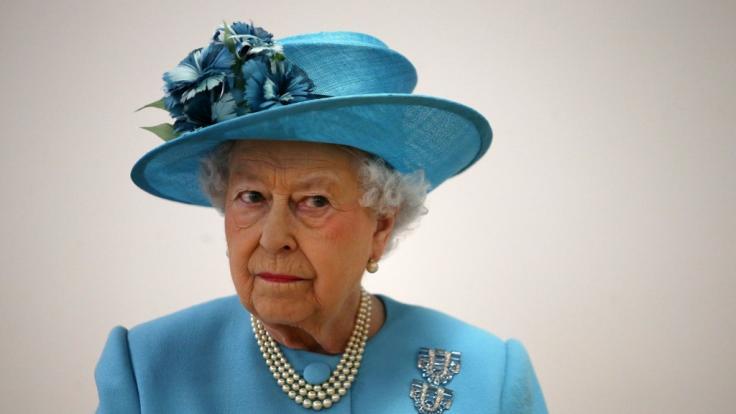 Queen Elizabeth II. dürfte über den haarsträubenden Sex-Fauxpas auf ihrer Webseite alles andere als erfreut sein.