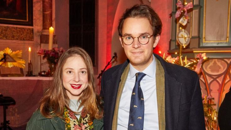 Sandra von Ruffin ist seit 2019 mit Mann Constantin Klemm verheiratet. (Foto)