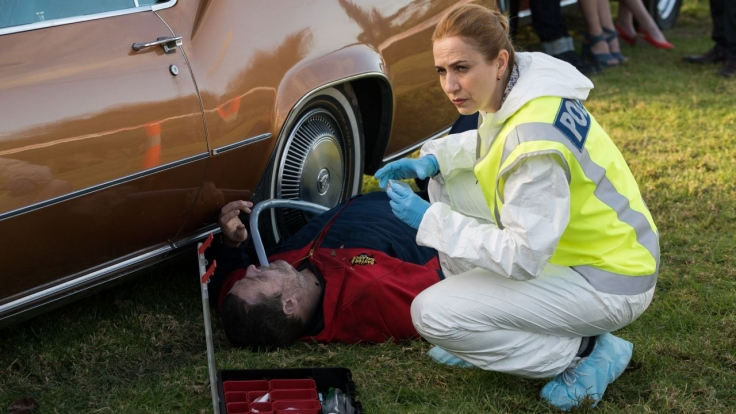 Brokenwood - Mord in Neuseeland bei Das Erste (Foto)