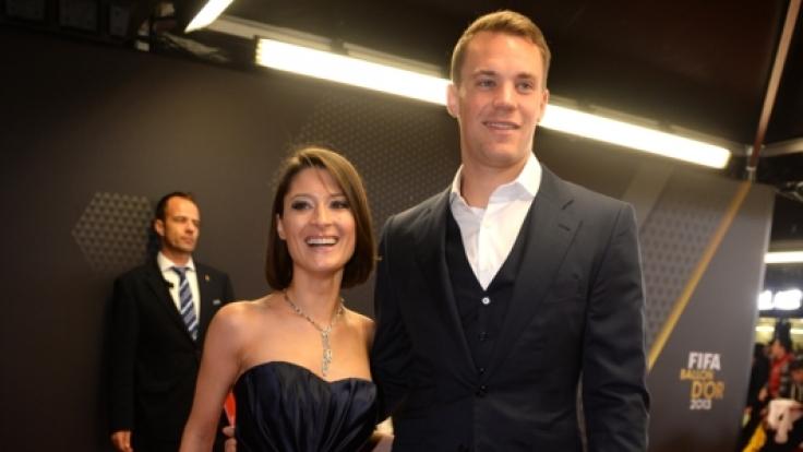 Fünf Jahre lang waren Manuel Neuer und Kathrin Gilch ein Paar.