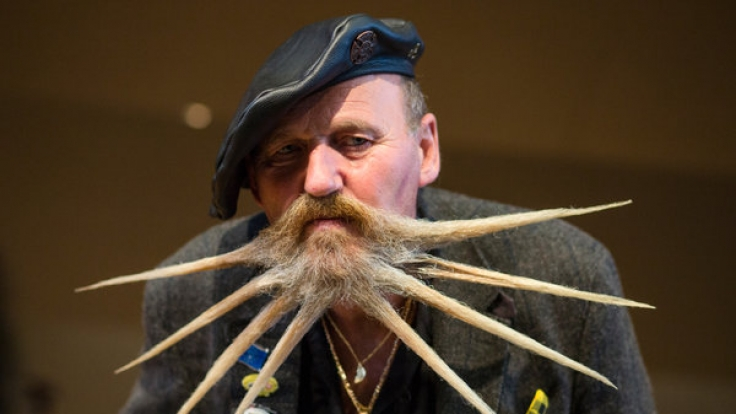 Bärtig, murrig: Teilnehmer Wolfgang Führs erinnert mit seinem Erscheinungsbild eher an einen englischen Pub-Besucher. (Foto)