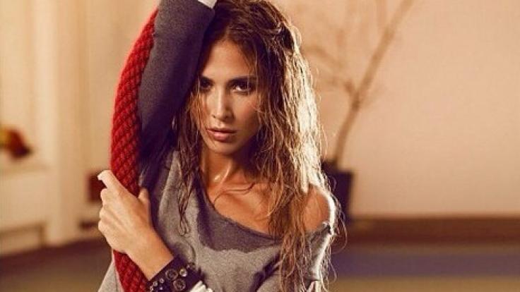 Als Model ist Ann-Kathrin Brömmel schon seit längerem erfolgreich.