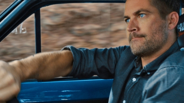 Paul Walker in seiner Paraderolle als Brian O'Connor in