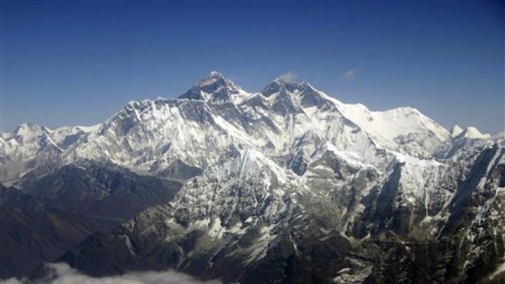 Ein stilles Örtchen für den ruhigen Gipfel. Umweltschützer fordern eine Toilette auf dem Mount Everest. (Foto)