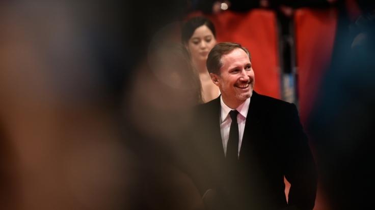 """Benno Fürmann am 11. Februar 2016 bei der Eröffnungsgala und Filmpremiere des Films """"Hail, Caesar!"""". (Foto)"""