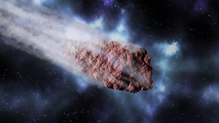 Ein riesiger Asteroid soll einen Großteil der Menschheit vernichten. (Foto)