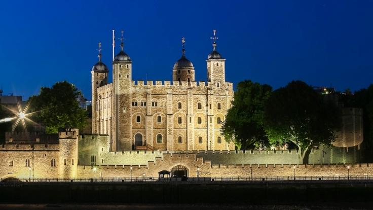 Im Tower of London sollen einige berühmte Geister umgehen.