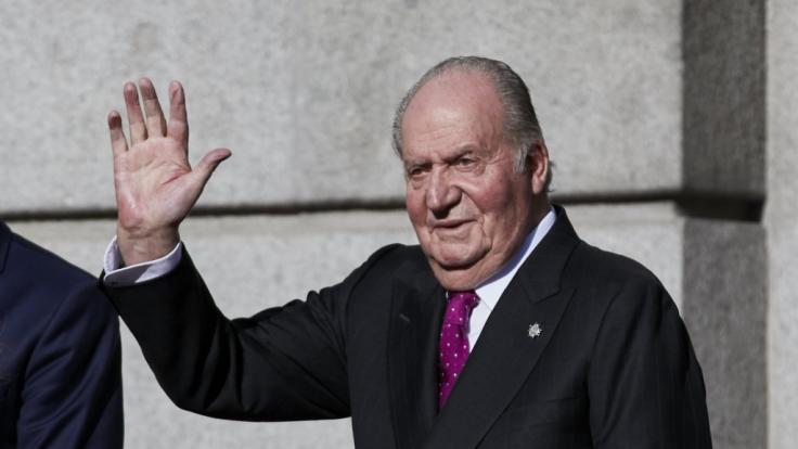 Hat Juan Carlos von Spanien einen geheimen Sohn? (Foto)