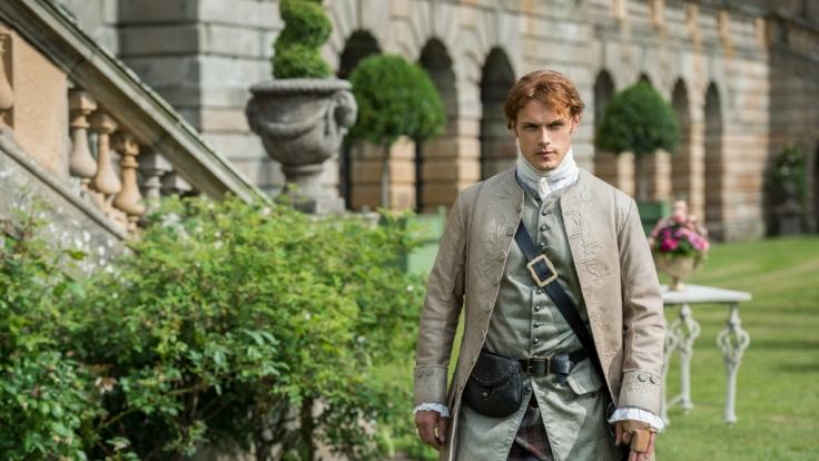 Jamie Fraser (Sam Heughan) will seinen Erzfeind zum Duell herausfordern. (Foto)