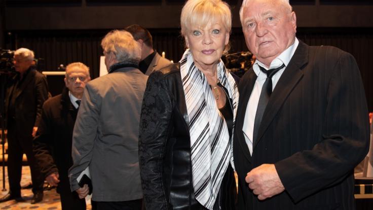 Boxtrainer Ulli Wegner und seine Ehefrau Margret sind seit 1985 verheiratet.