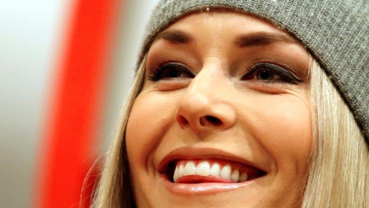 Lindsey Vonn feiert in Zauchensee ihr Comeback im Ski Alpin.