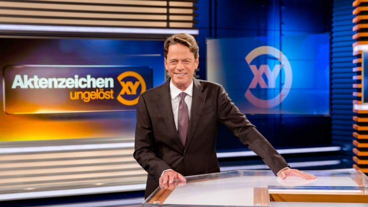Aktenzeichen XY... ungelöst bei ZDF