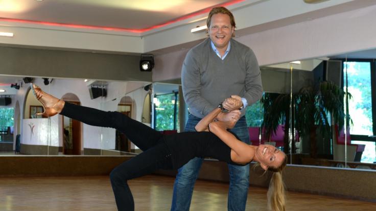 Björn Freitag ist seit 2013 mit seiner Frau Anna Groth verheiratet. (Foto)